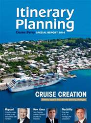 Itinerary Planning Special Report 2014 issue Itinerary Planning Special Report 2014