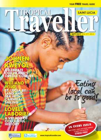 Tropical Traveller issue Sep/Oct 2014