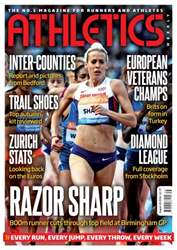 Athletics Weekly issue 28/08/2014