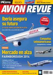 Avion Revue Internacional España issue Número 387