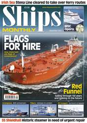 Ships Monthly issue September 2011
