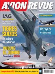 Avion Revue Internacional España issue Número 345 Marzo 2011