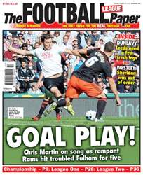 The Football League Paper issue 24th August 2014