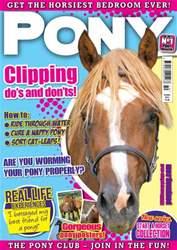 Pony Magazine issue October 2014 - PONY Magazine