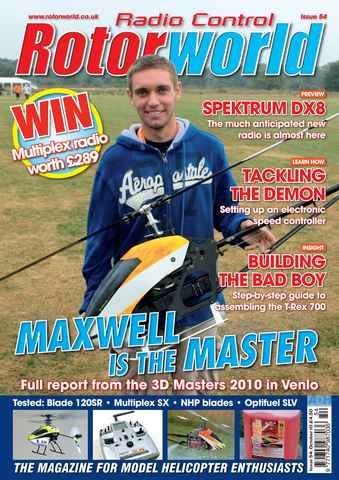 Radio Control Rotor World issue 54