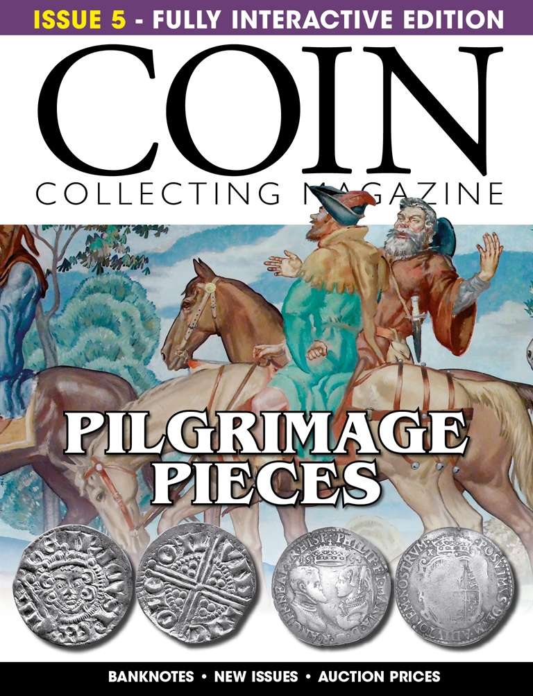Coin Collecting Magazine issue Coin Collecting Magazine #5