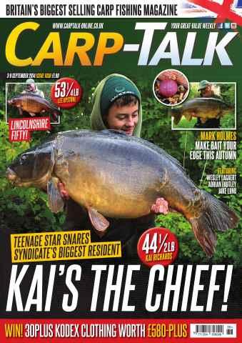 Carp-Talk issue 1036