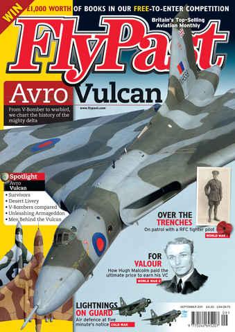 FlyPast issue September 2011