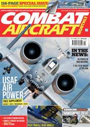 Combat Aircraft issue October 2014