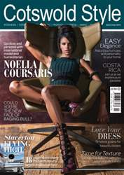 Cotswold Style issue Cotswold Style September 2014