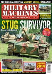 Military Machines International issue October 2014