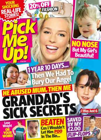 Pick Me Up issue 11th September 2014