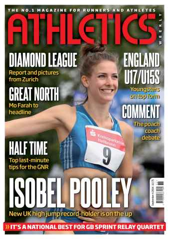 Athletics Weekly issue 04/09/2014