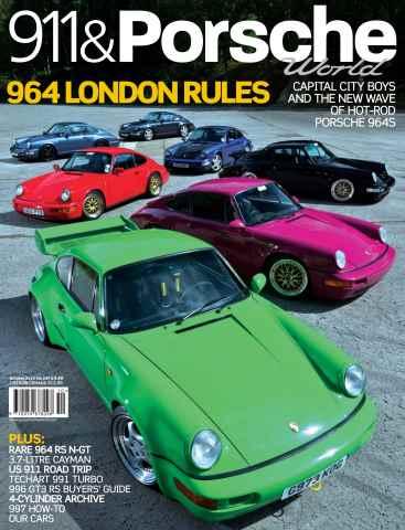 911 & Porsche World issue 911 & Porsche World Issue 247 October 2014