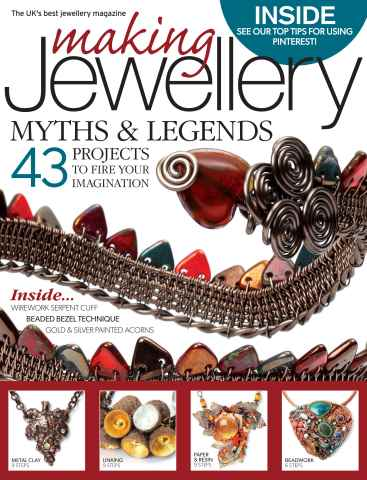 Making Jewellery issue October 2014
