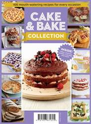 The Cake & Bake Collection issue The Cake & Bake Collection