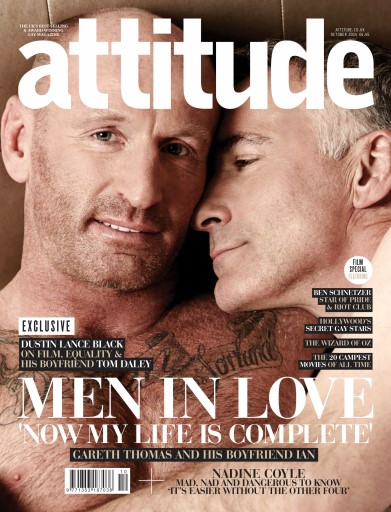 Attitude issue October 2014