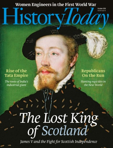 History Today issue October 2014
