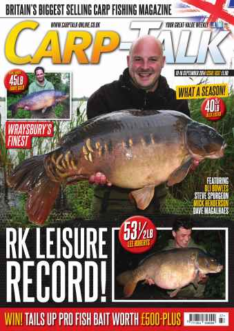 Carp-Talk issue 1037