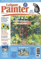 Leisure Painter issue Oct-14