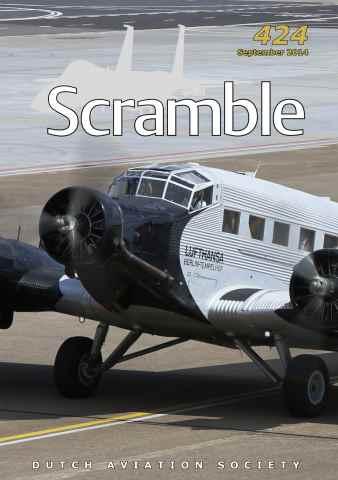 Scramble Magazine issue 424 - September 2014