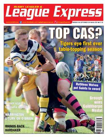 League Express issue 2931