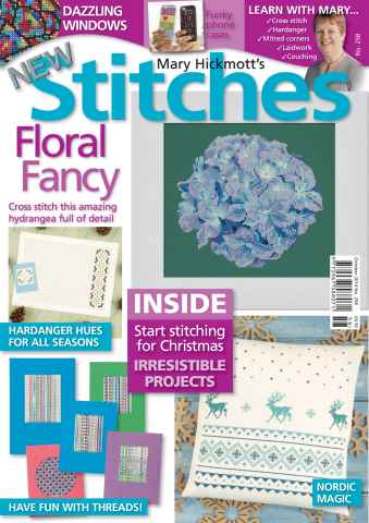 New Stitches issue Issue 258