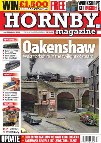 Hornby Magazine issue October 2014 - Issue 88