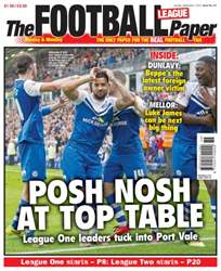 The Football League Paper issue 7th September 2014