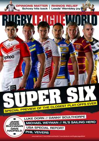 Rugby League World issue 402
