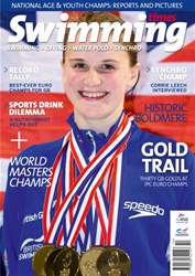Swimming Times issue October 14