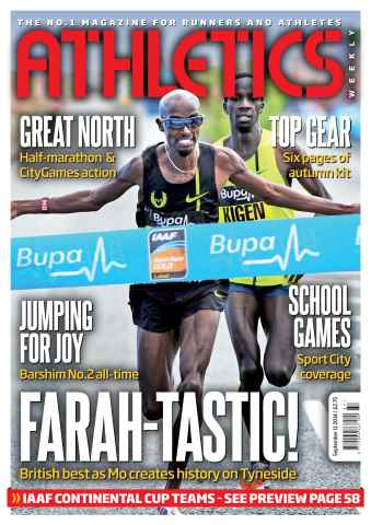 Athletics Weekly issue 11/09/2014