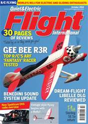 Quiet & Electric Flight Inter issue October 2014