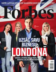 Forbes Septembris'14 issue Forbes Septembris'14