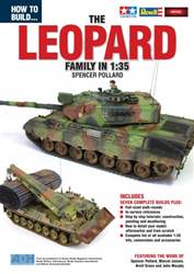 How to Build Leopard Family in 1:35 issue How to Build Leopard Family in 1:35