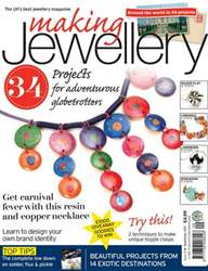 Making Jewellery issue September 2011