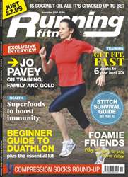 Running issue No.169 Jo Pavey - on training, family & Gold