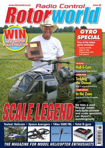 Radio Control Rotor World issue 65