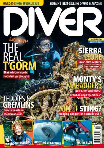 DIVER issue Oct-14