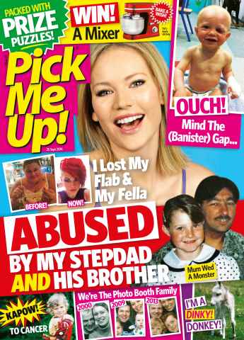 Pick Me Up issue 25th September 2014