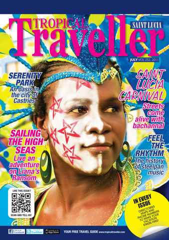 Tropical Traveller issue July 2011