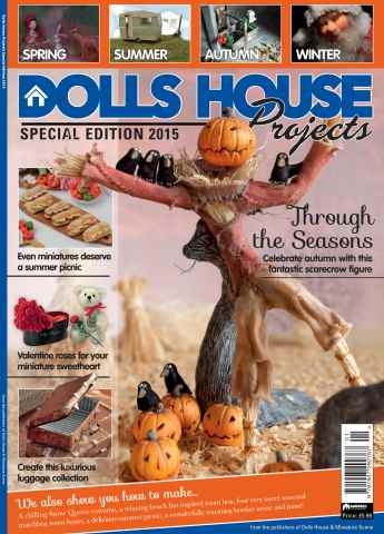 Dolls House Projects-Special Ed. issue Dolls House Projects - Issue 6