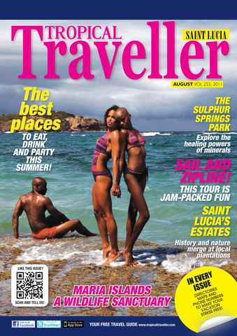Tropical Traveller issue August 2011