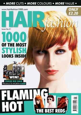 Hair Fashion issue 21