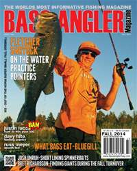 BASS ANGLER MAGAZINE issue Volume 23 Issue 3