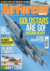 AirForces Monthly issue October 2014