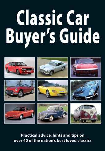 Classic Car Buyer's Guide issue Classic Car Buyers Guide