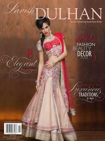 Lavish Dulhan issue Summer-Fall 2014
