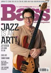 Bass Guitar issue 109 October 2014