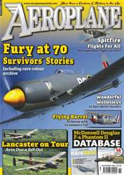 Aeroplane issue No.499 Fury at 70 - Survivors Stories